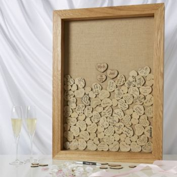 2. Wedding Tree shadow box